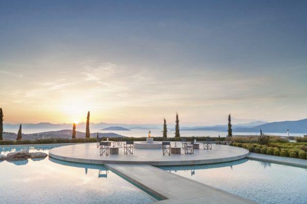 Griekenland Amanzoe Aman Resort Travel Designer 01