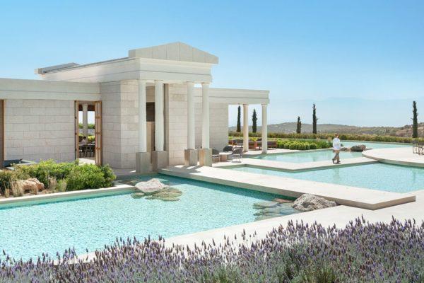 Griekenland Amanzoe Aman Resort Travel Designer 02