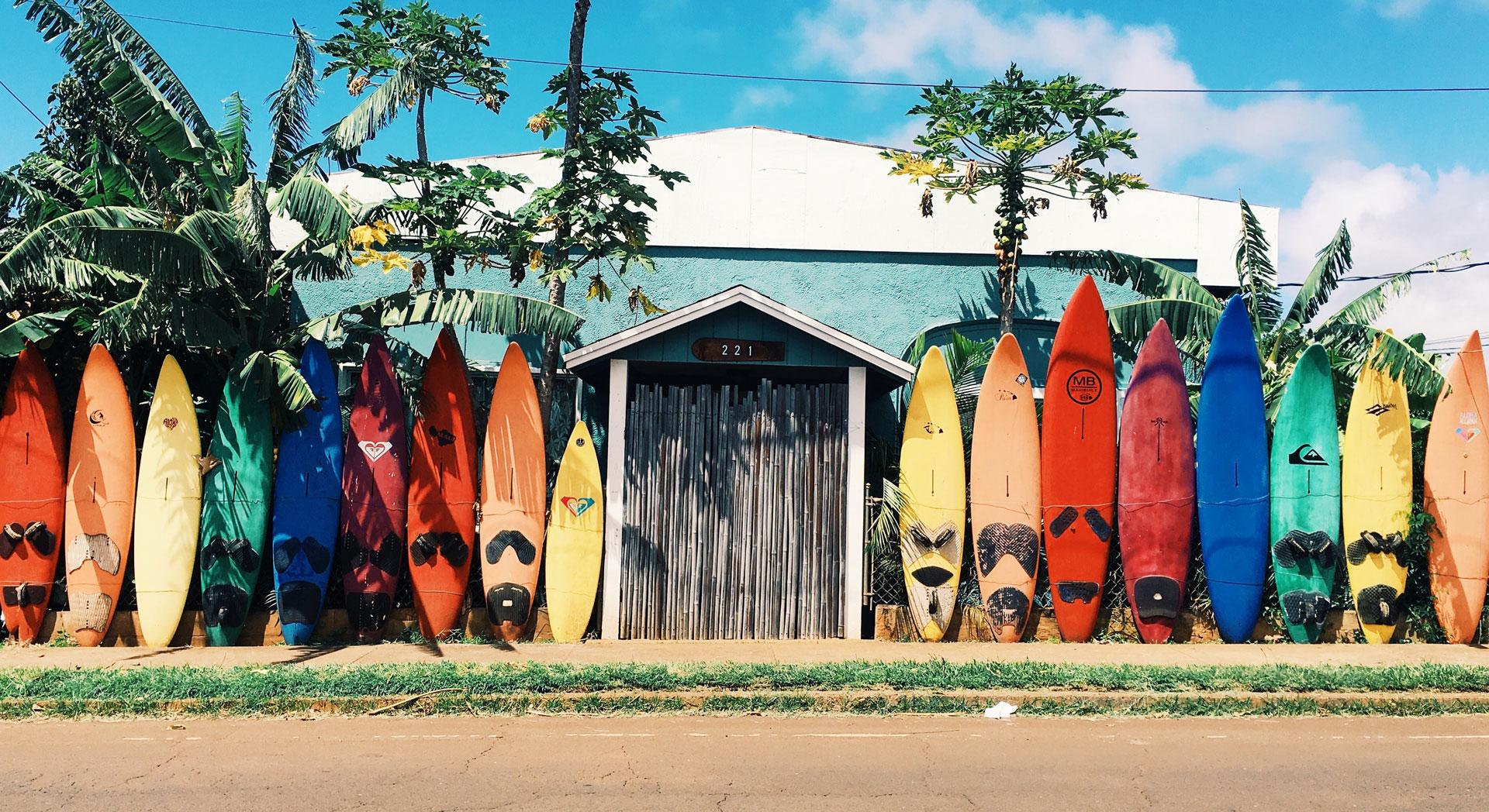 Familie Slotemaker op kitesurfreis in het mooie Brazilië.