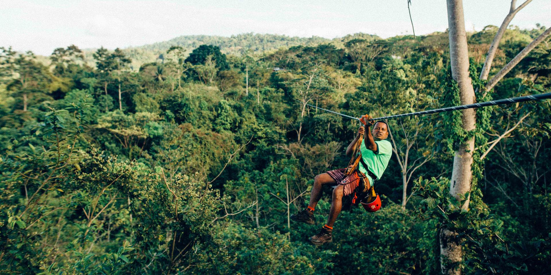 Met het gezin op avontuur in Costa Rica