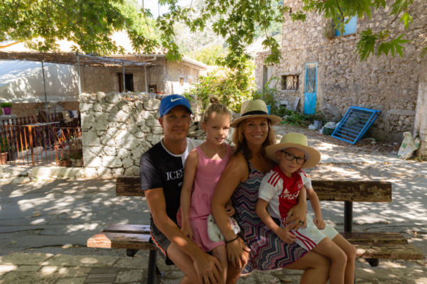 Met het gezin Griekse eilanden ontdekken
