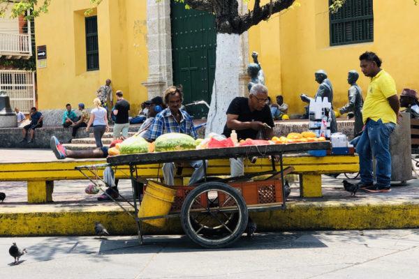 Op reis met Jaimie Colombia maatwerk reis