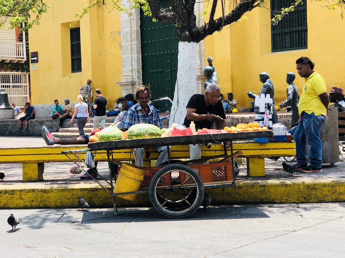 Reisverslag van Jaimie – Colombia