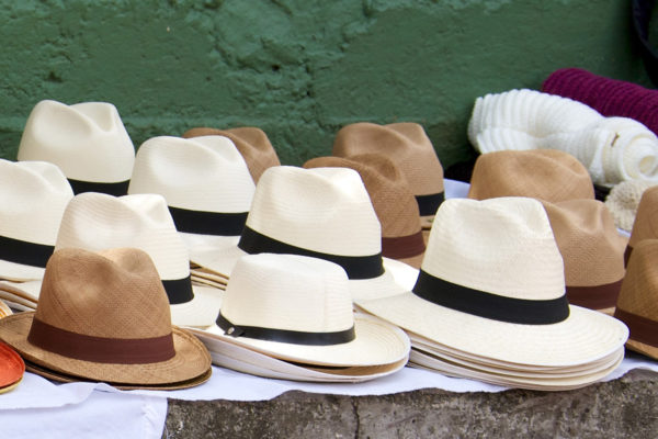 Reistip Jaimie Panama Hoeden Markt