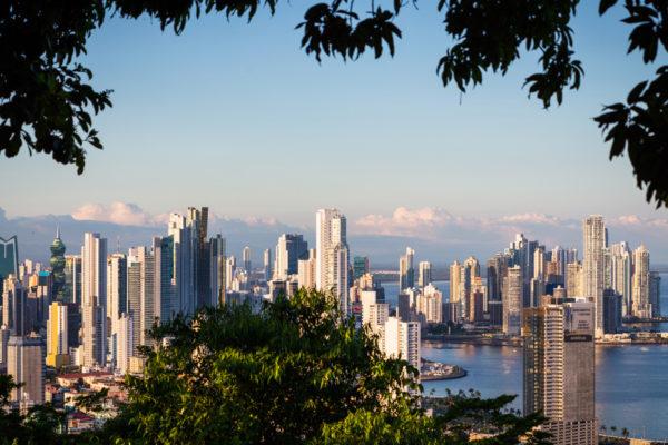Reistip Jaimie Panama Skyline