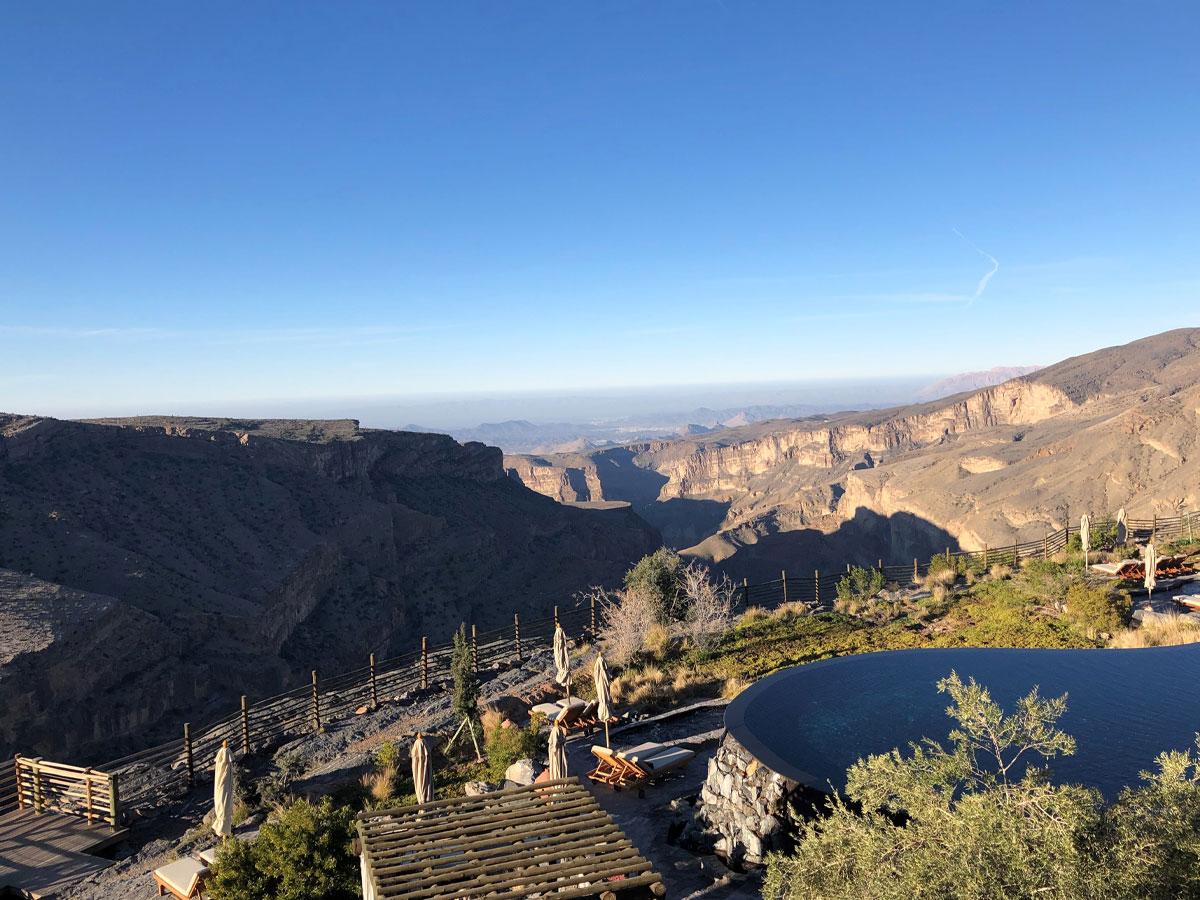 Op reis door Oman